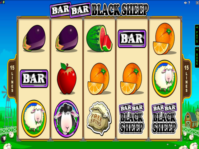 Bar Bar Black Sheep Slot Online Game