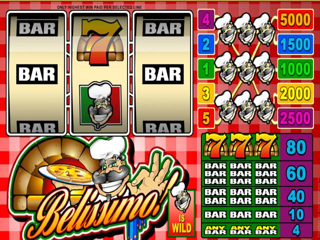 Belissimo Slot Online Game