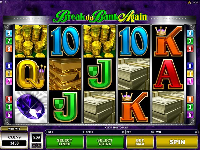 Break da Bank Again Slot Online Game