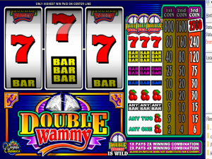Double Wammy - Slot Online Game