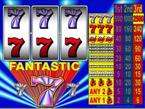 Fantastic 7's - Slot Online Game