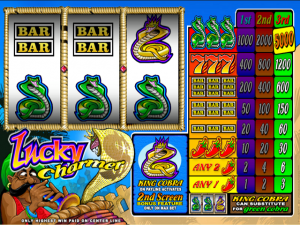 Lucky Charmer - Slot Online Game