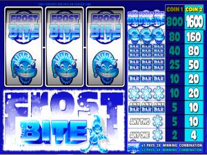 Frost Bite - Slot Online Game