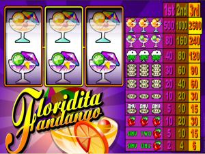 Floridita Fandango - Slot Online Game