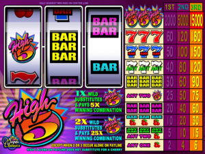 High 5 - Slot Online Game