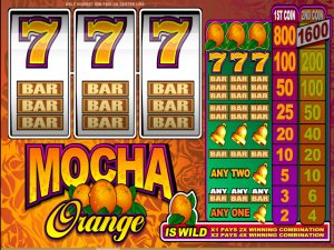 Oranges and Lemons - Slot Online Game