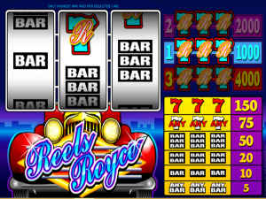 Reels Royce - Slot Online Game