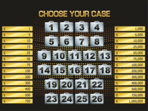 Deal or No Deal - Slot Online Game