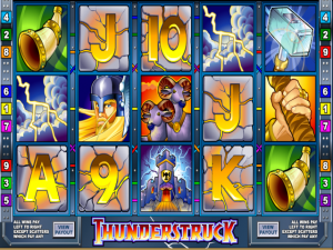 Thunderstruck - Slot Online Game
