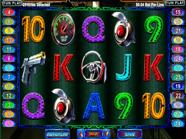 Dream Run Slot Online Game