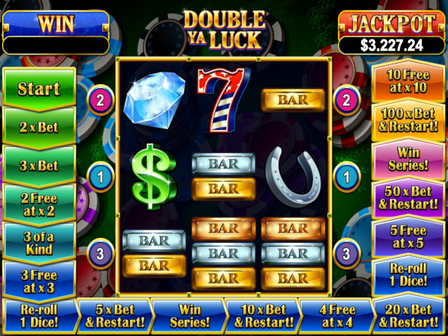 Double Ya Luck Slot Online Game