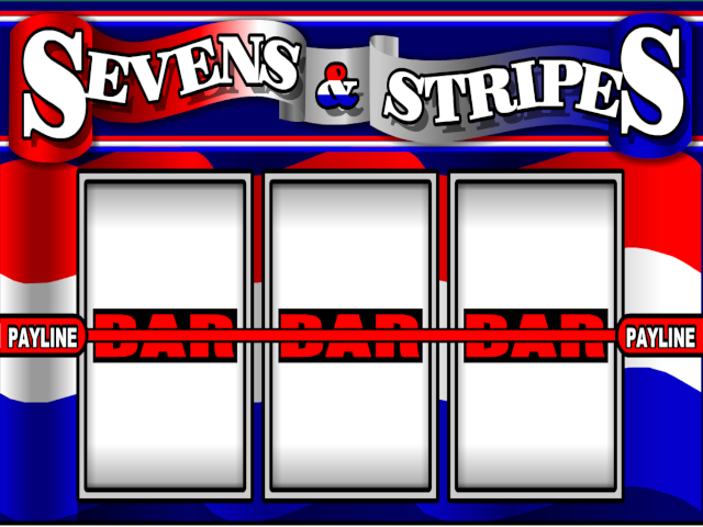 7's and Stripes Slot Online Game