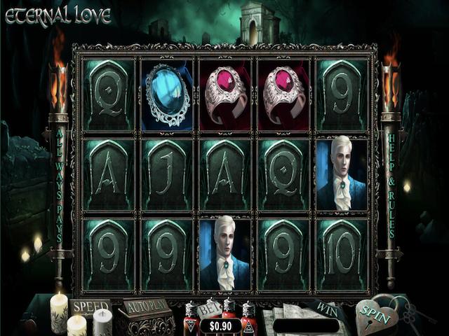 Eternal Love Slot Online Game