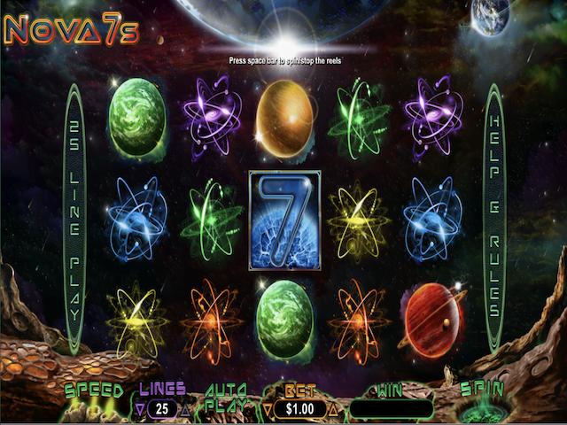 Nova 7s Slot Online Game