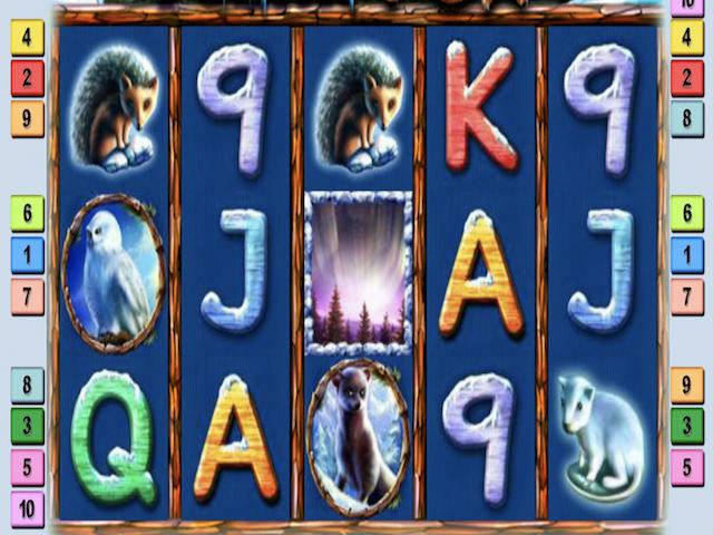 Arctic Fox Slot Online Game