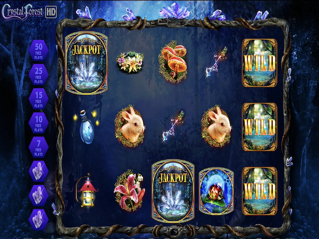 Crystal Forest Slot Online Game