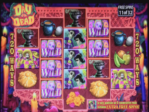 Day of the Dead - Slot Online Game
