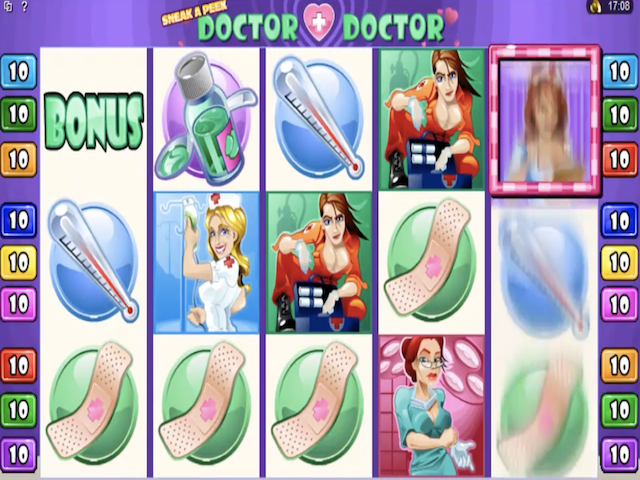 Doctor Doctor Slot Online Game