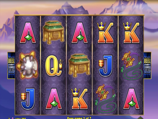 Dragon Emperor Slot Online Game