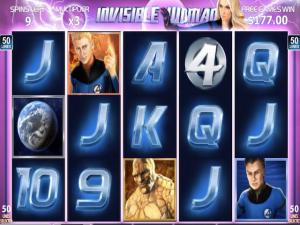 Fantastic Four - Slot Online Game