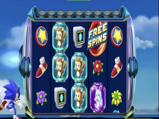 Sonic Boom Slot Online Game