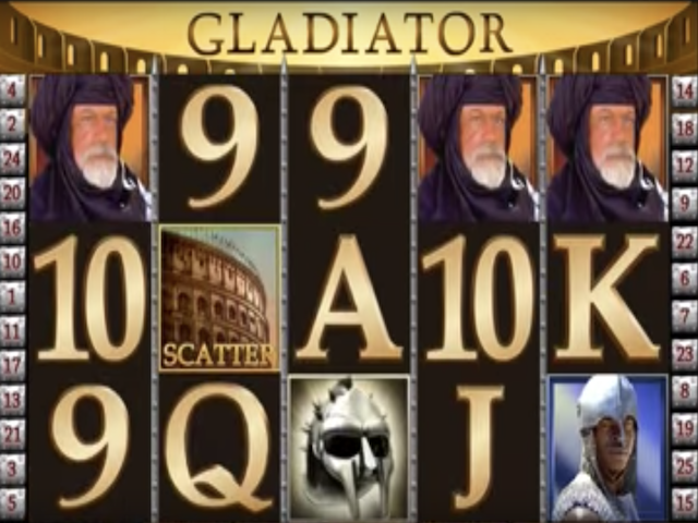 Gladiator Slot Online Game