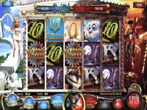 Good Girl Bad Girl - Slot Online Game