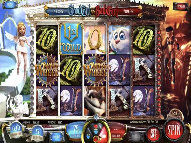 Good Girl Bad Girl Slot Online Game