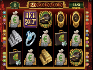High Society - Slot Online Game