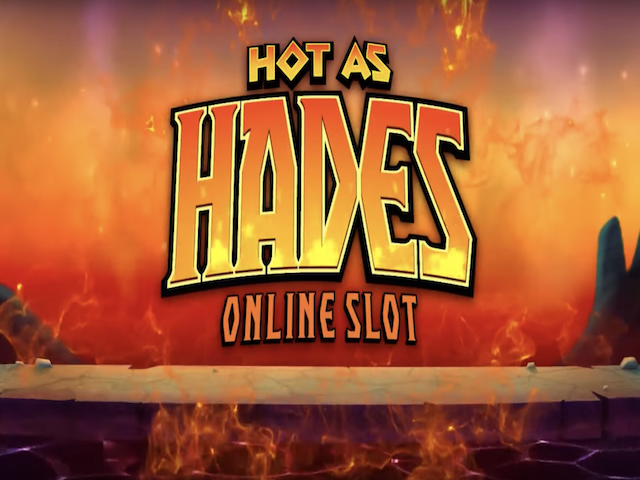 Hot as Hades Slot Online Game